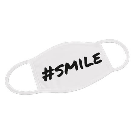 Mund-Nase-Maske Smile