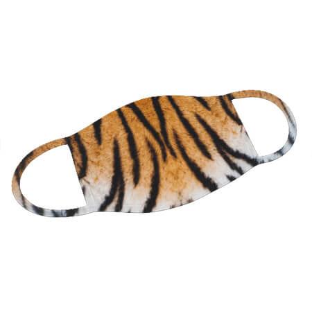 Mund-Nase-Maske Tiger