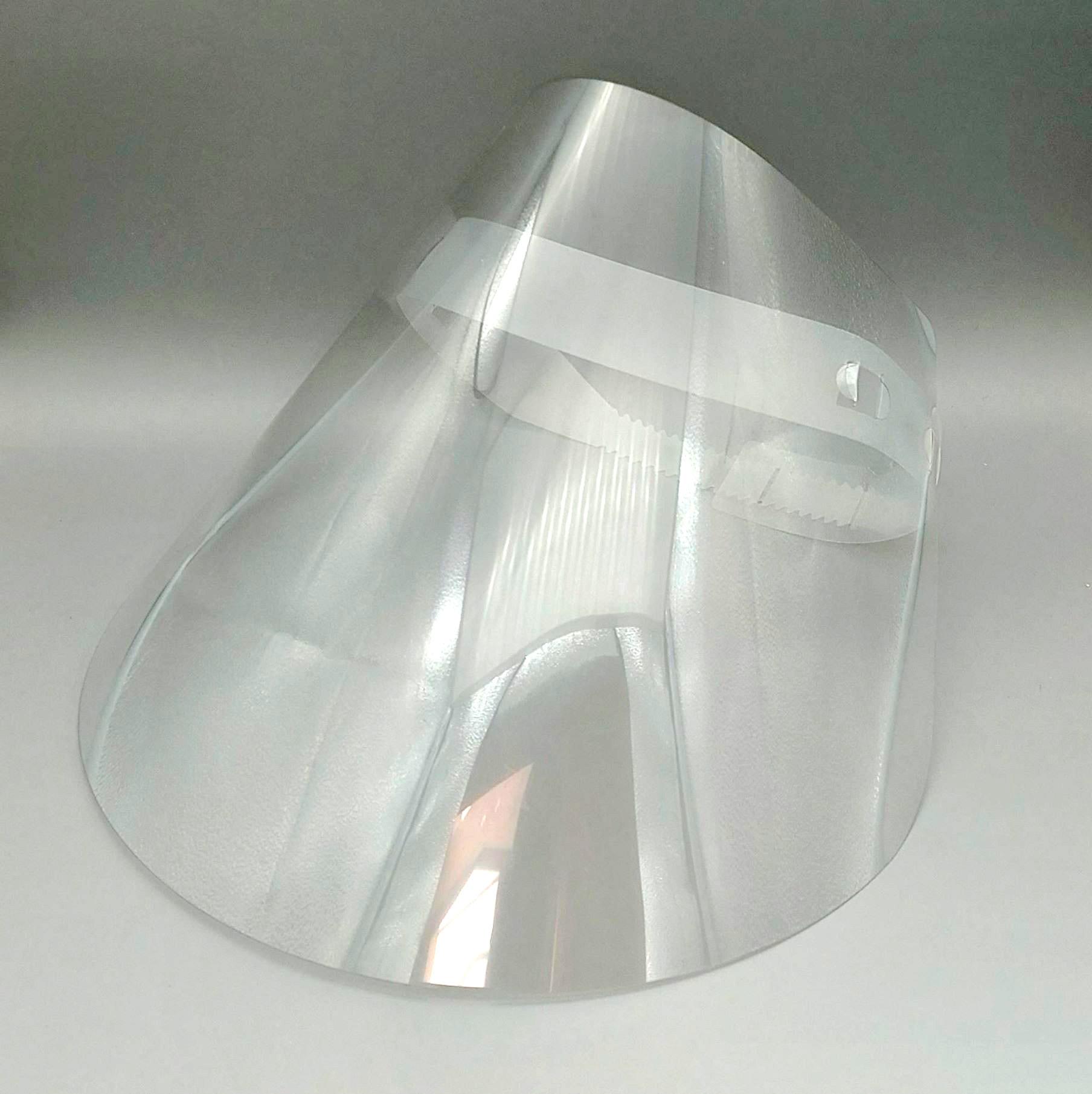 Corona Gesichtsschutz Außenansicht