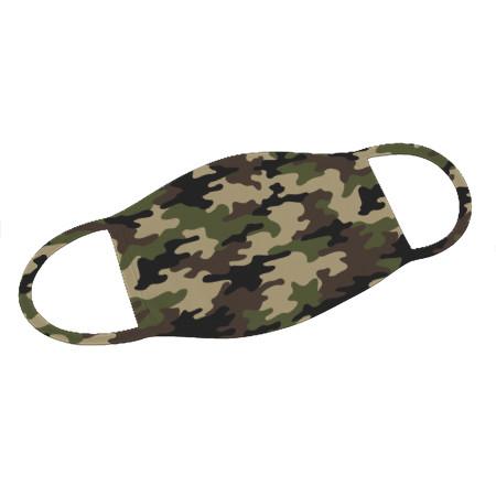 Mund-Nase-Maske Army