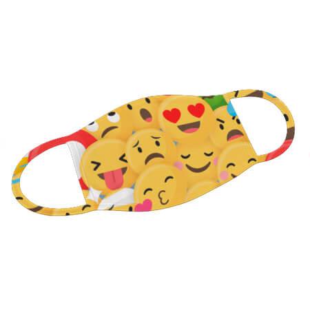 Mund-Nase-Maske Emojis