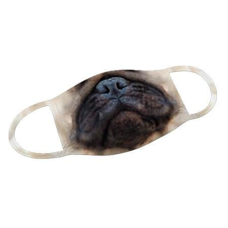 Mund-Nase-Maske Hund