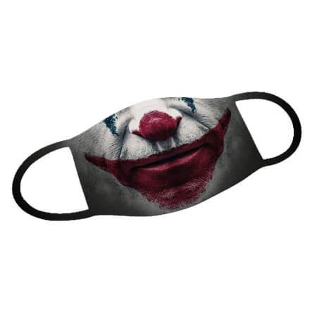 Mund-Nase-Maske Joker