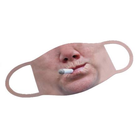 Mund-Nase-Maske Raucher