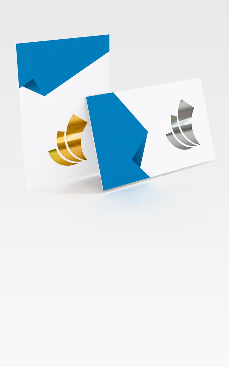 Visitenkarten Online Drucken Broschueren Kleinauflagen De